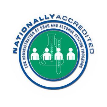Nationally Accredited Drug Testing
